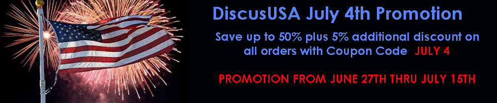 4TH OF JULY PROMOTION