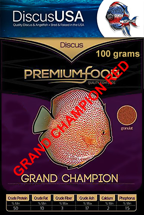 GRAND CHAMPION RED 5oz.